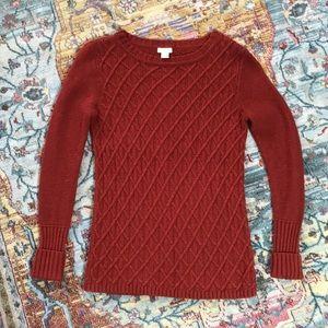 J.Crew   Merino Wool Blend Sweater Size XS